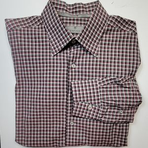 Canali Made In Italy luxury mens shirt XL